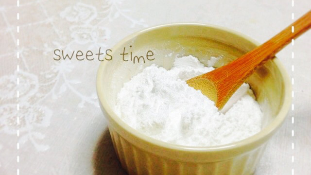 糖 溶け ない 粉
