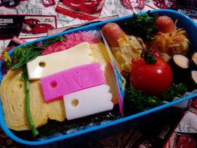 幼稚園のお弁当 4月 2007