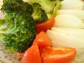 甘みタップリ~!焼き野菜