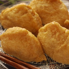 稲荷寿司♪お揚げさん