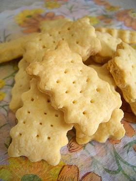 サクサク☆チーズクッキー