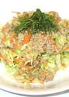 肉味噌キャベツ野菜炒め♪簡単肉味噌作り方