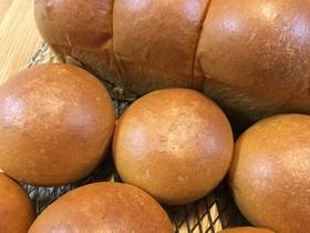 ふすまパンミックス手ごねパン(富澤商店)