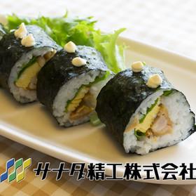 絶対失敗しない!子供も大好き太巻き寿司!