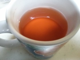 簡単♪アボカドの種茶