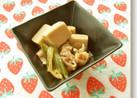 ☆こ~や肉豆腐☆
