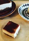 ビーガンスィーツ♡豆腐のティラミス
