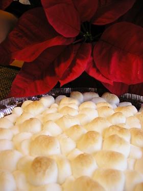 マシュマロチーズケーキ