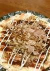 粉なし‼豆腐でふわふわヘルシーお好み焼き