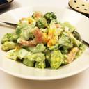 海老とアボカドのごちそうサラダ