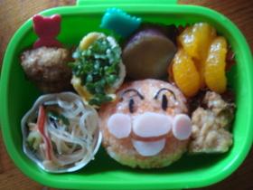 。+゚☆゚子供のお弁当3゚☆゚+。