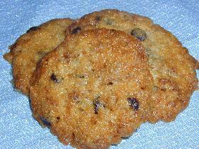 卵白おたすけクッキー