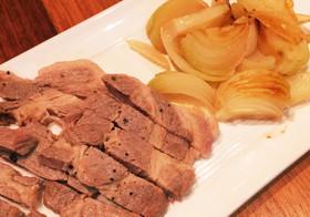 豚肉柔らかトリュフ塩焼き