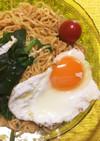 ぬるく食べる☆冷し中華