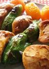 トルコ料理◆鶏肉の串焼き「シシケバブ」
