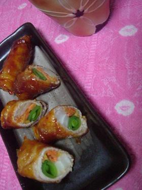 酢豚ロール♪