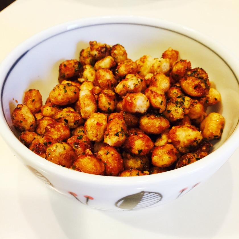 ウチの常備菜②『大豆の甘辛煮』