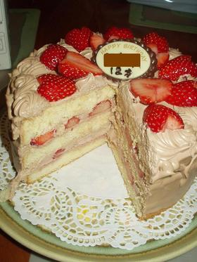 '07 バースデーケーキ