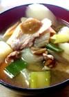 芋煮汁 ~ 会津地方の芋煮 ~