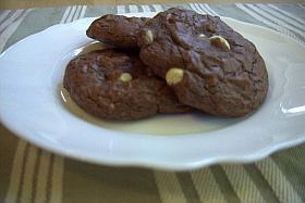 チョコ中毒者用第2段☆究極のチョコレートクッキー