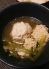 バターが決め手☆かぶと鶏肉のスープ煮