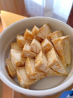 カマンベールチーズの味噌漬け b...