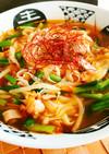 激辛キムチ麺