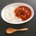 簡単!ルウ不要!トマト缶でハヤシライス♪