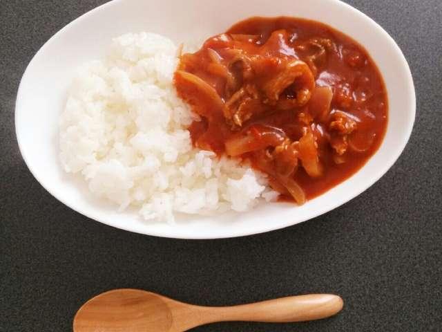レシピ トマト 缶 ハヤシライス