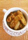 レンジで簡単☆ごぼうのおかか煮。