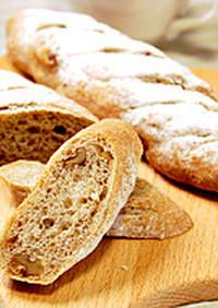 """白神こだま""""大地のパン"""""""