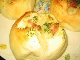 とびきりおいしい☆ジャーマンポテトパン!
