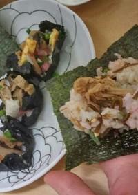 ✴海苔で健康促進✴五目♥海鮮