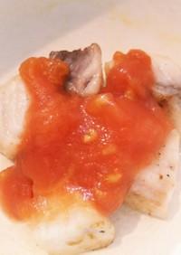 めかじきのトマトソース離乳食中期~後期
