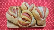 天然酵母でハートパン!の写真