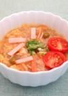 介護食 春雨入り豆腐と卵のあんかけ