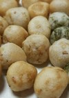 節分豆入り三種類の豆菓子(ごま・青のり)