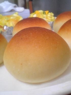 タピオカで♪チーズ風味のシンプルパン