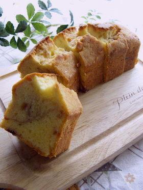 ミルキーな味わい❀いちご練乳ミルクケーキ