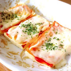 ☆糖質オフ 高野豆腐でピザ☆