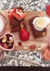 バレンタインに!もっちりパウンドケーキ☆