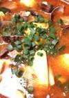 簡単! 自家製スープのスンドゥブチゲ!