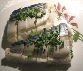 なんちゃって鯖寿司