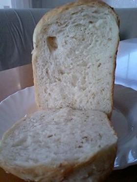 ホームベーカリーでヘルシーごまパン