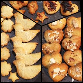 私のクッキー 型抜きしやすいHMで簡単