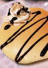 卵なし☆豆腐でもちふわパンケーキ