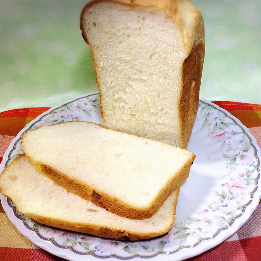 ホームベーカリー食パンの配合決定版!