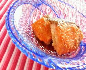 鮭で☆簡単甘酢漬け♪♪お弁当にも最適♪♪