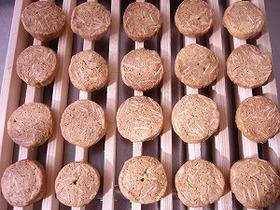 アイスボックス☆全粒粉のメープルクッキー