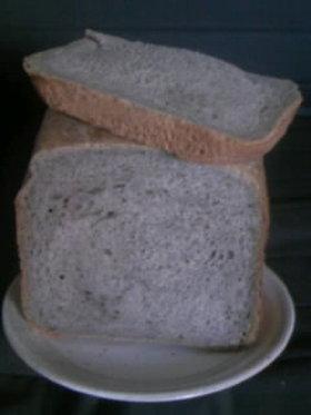 黒ごま☆食パン